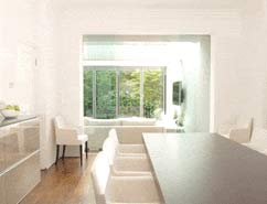 London architecturally design property