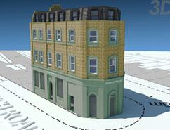 Fin borough London Architectural Project