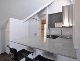 Architecturally designed loft conversion