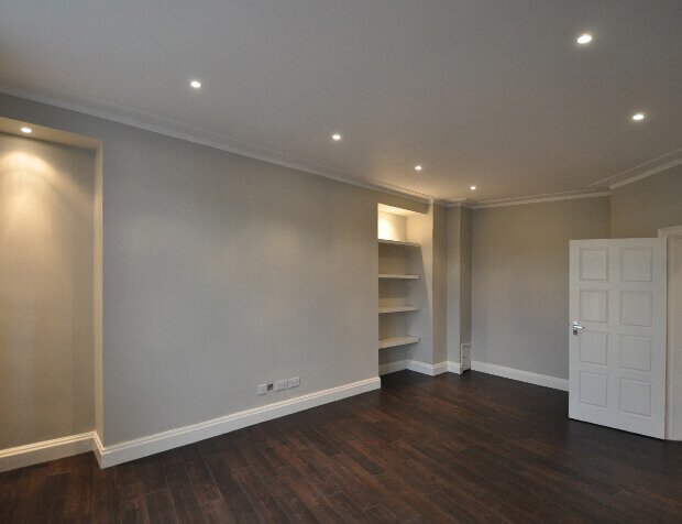 New interior of architectural designed home