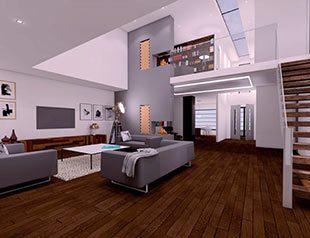 Houndsden new residential build