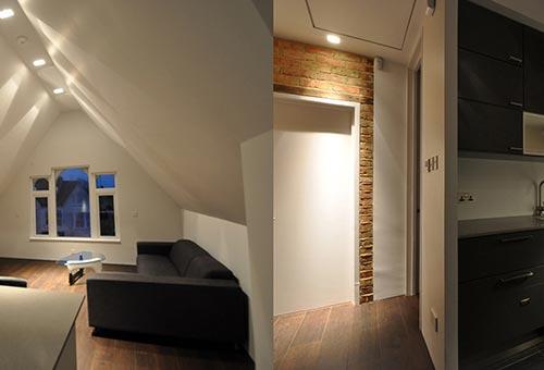 Loft Conversion interior view