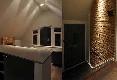 We offer planning as part of our loft conversion services