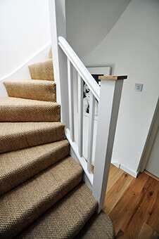 Brairwood stairwell