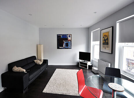 Crouch End Living space
