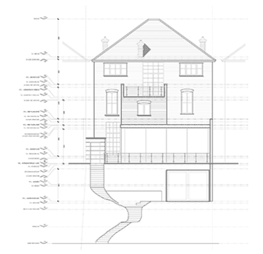 Glenluce Architectural drawings