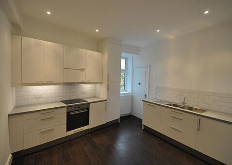 Holmbush finished kitchen