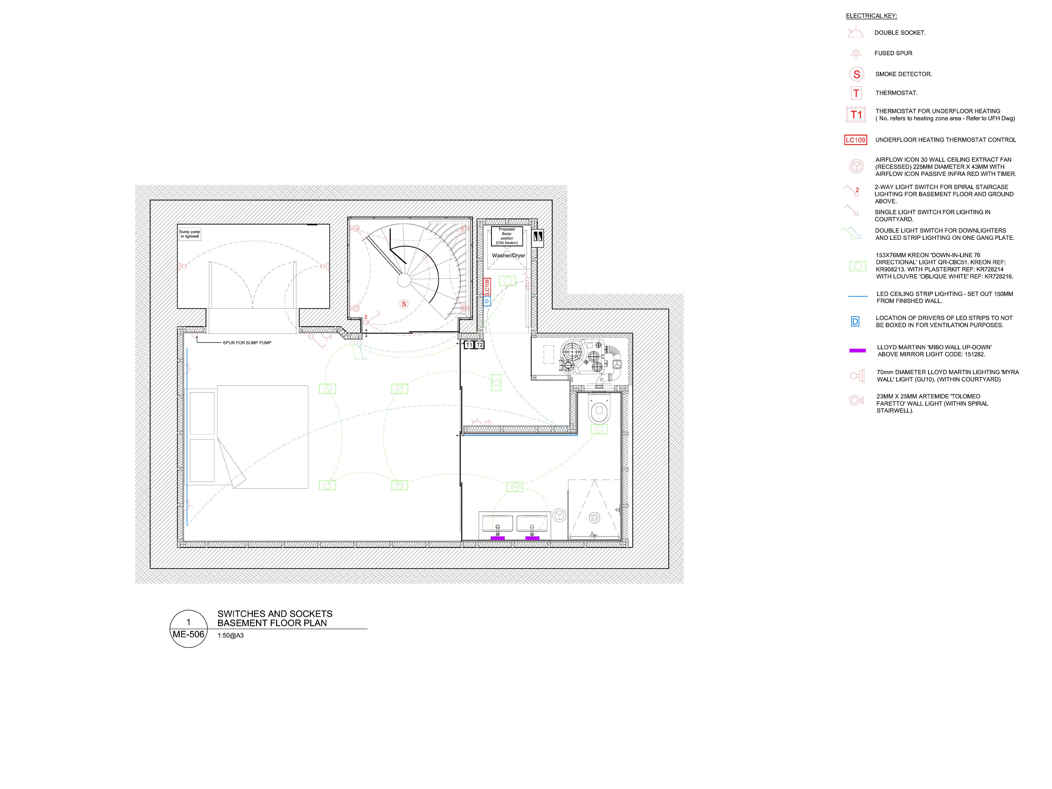 Ladbroke Road floor plan