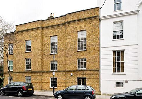 London property benign renovated