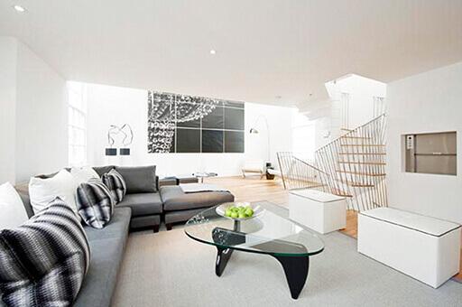 Ladbroke Road new living space