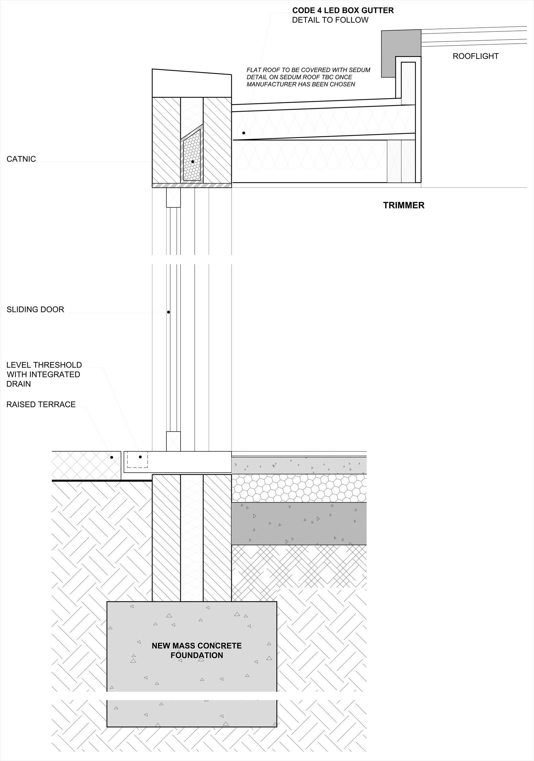 Quinta Drive EN5 - Ground floor extension