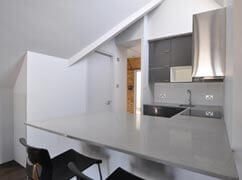 Kitchen design in London property