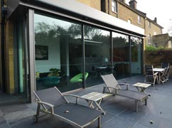 North London property extension