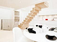 MSK Designed London home